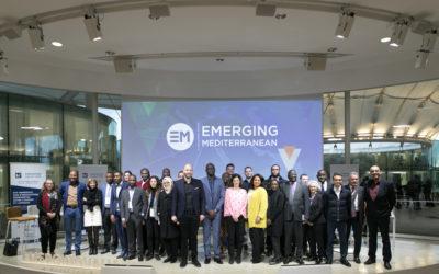 Ouverture de l'appel à candidatures de la seconde édition du programme d'accélération EMERGING Mediterranean !