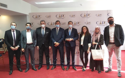 Visite de M. L'Ambassadeur Karim Amellal en Algérie : rencontre avec la CAPC et les startups du programme EMERGING Mediterranean