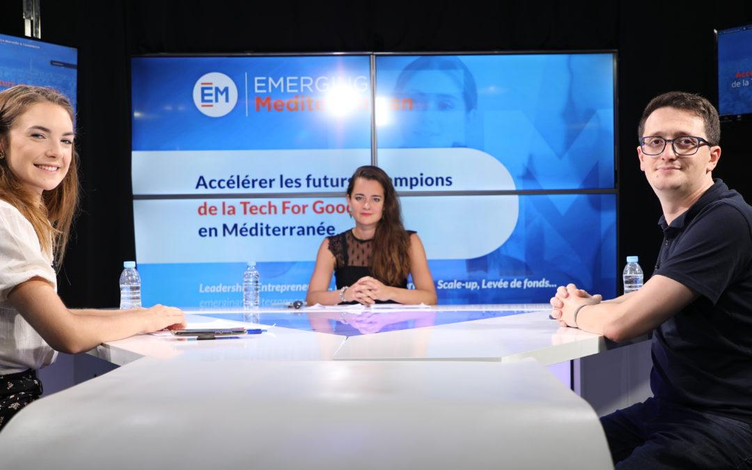 EMERGING Mediterranean dévoile le programme complet de son Digital Talk !